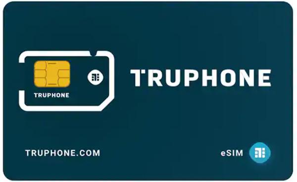 Truphone SIM 卡