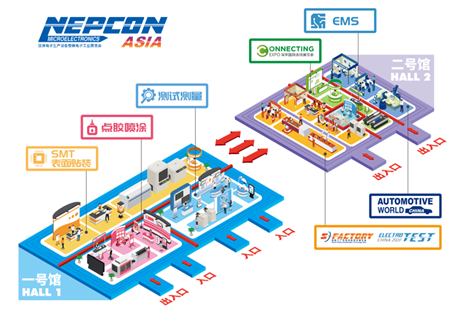 中国电子制造