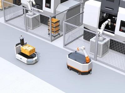 AGV vs AMR,谁才是仓储物流的未来?